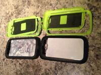 Otter boxes, Otter belt clip and charger