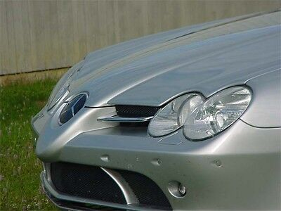 Mercedes Benz R230 Bodykit SLR Look Umbau Stoßstange vo&hi, Schweller R230 (5)