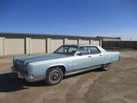 1973 Lincoln Continental Sedan