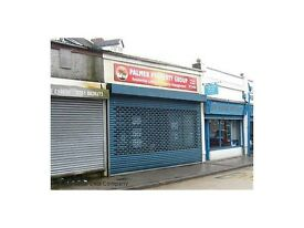 SHOP TO LET BARGOED