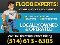 -Get Water Extraction Services NOW Available