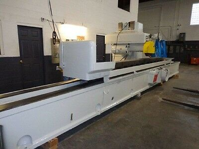 18 X 18 X 168 Hill-acme Horizontal-spindle Surface Grinder - Bl160
