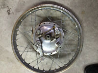 For Sale: Front Wheel for CB350