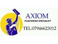 Axiom low cost plastering 07946623012