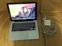Apple MacBook Pro 13 mid 2012 intel i5 8GB RAM excellent condition