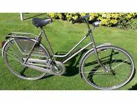 Classic Dutch bike like Gazelle Batavus Sparta- a real retro ride - excellent condition