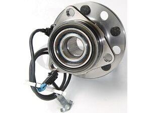 Front Wheel Bearing and Hub Assembly MOOG-515019 ASTRO SAFARI