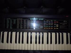 For Sale Lowrey LK800 Electronic Keyboard