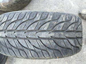 Tires Off a 128 BMW