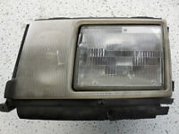 Mercedes W124 260E 300CE 300D Headlight Assembly Left 1987-1993