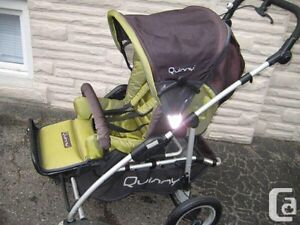 Quincy 4XL Freestyle stroller for sale  St. John's Newfoundland image 1