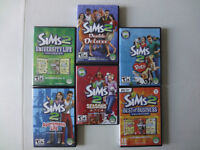 Sims 2 Double Deluxe and Expansions