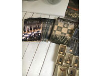 Lord of the ring chess set rare