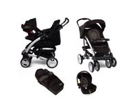 Graco Travel System with Kosycot