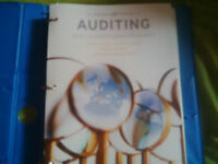 Auditing Text Book