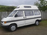 Wanted Motorhome / camper any make and condition, diesel, VW, Peugeot, Talbot, etc