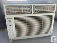 kenmore windows air conditioner 10.000 BUT like new