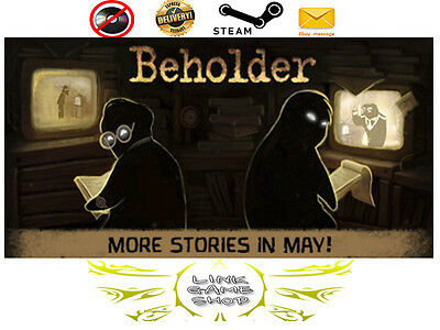 Beholder PC & Mac Digital STEAM KEY - Region Free