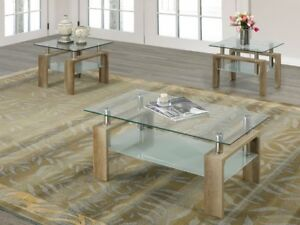 CESARIO COFFEE TABLE SET (BEST  PRICE PAY ON DELIVERY)