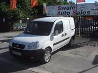 2007 FIAT DOBLO CARGO M JET SX 16V 1.2 DIESEL VAN IN EXCELLENT CONDITION