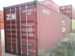 Used Steel Shipping Containers / Cargo Containers