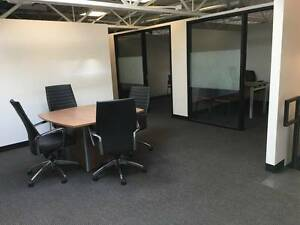 Team Loft Space -  10 Offices + Private Common/Meeting Area!