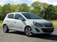 Vauxhall CORSA SXI AC (white) 2014