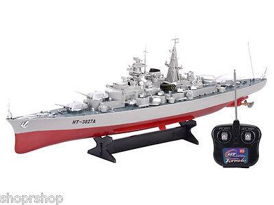 "RC Remote Control 28"" Radio Control Military Battleship NEW"