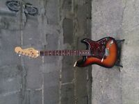 1992 Fender Stratocaster USA with Mods