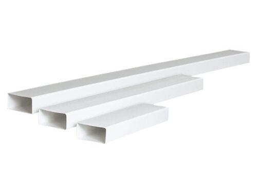 Rectangular Duct Fan : Rectangular ducting channel mm