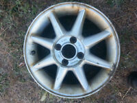 Rims from Ford Contour