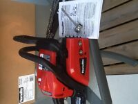 Chain saw new in box