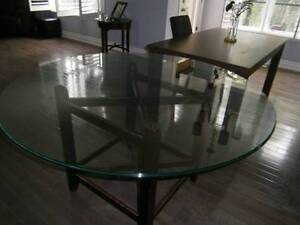 Pier Import Glass Table - Dining/Kitchen