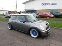 2003 52 MINI HATCH COOPER 1.6 COOPER S 3D 161 BHP