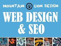 CREATIVE WEB DESIGN **FRIENDLY FEMALE WEBSITE DESIGNER** SEO SERVICES