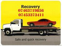 Breakdown Recovery ! Vehicle Transportation ! Classic Cars Transportation ! 24/7 Up to 7.5 tonnes !