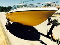 MUST SELL - 19 ft  Searay  185HP inboard