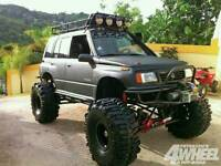 WANTED! CHEAP 4X4