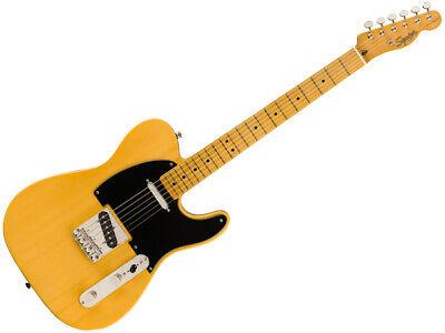 FENDER SQUIER CV 50s TELECASTER Butterscotch blonde chitarra elettrica,NUOVA