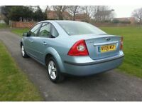 2006 RARE FORD FOCUS 2.0 TDCI SALOON *JUST REDUCED BY 500*
