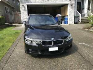 2017 BMW 330i xDrive 0.9% Lease Take Over