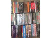 Assorted DVD s