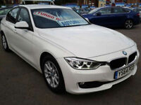 BMW 3 Series 320d EfficientDynamics Business Step Auto (FULL LEATHER+SAT NAV)