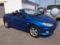 Peugeot 206 cc only 800 GBP