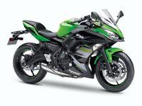 Kawasaki Ninja 650 - KRT Edition