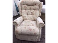 Pair of Reclining arm chairs-Free delivery