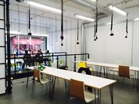 HOT DESK OFFER! Try coworking for only £20 Use our space Mon-Fri 9am-5pm