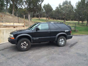 05' Blazer ZR2 for??