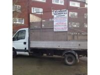 M&M rubbish removal London and house clearance skip and Waste and Gardening removal services