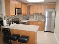Beautiful 2 bedroom condo next to charlevoix metro Available NOW